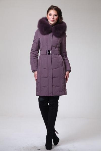12122 BlackDaffodil - Женское пальто