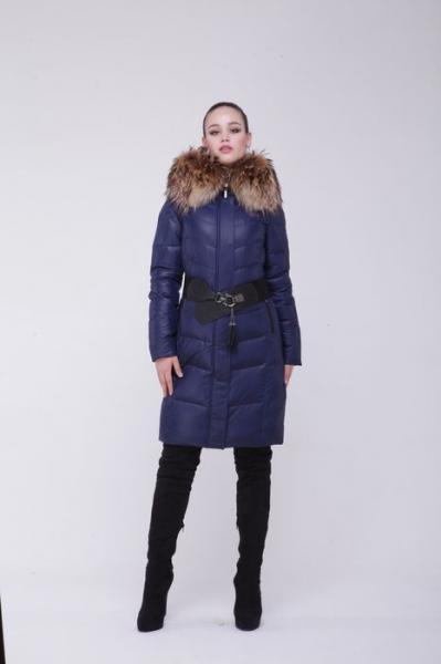22081 BlackDaffodil - Женское пальто