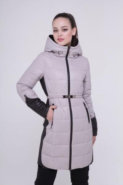 43013 BlackDaffodil - Женское пальто