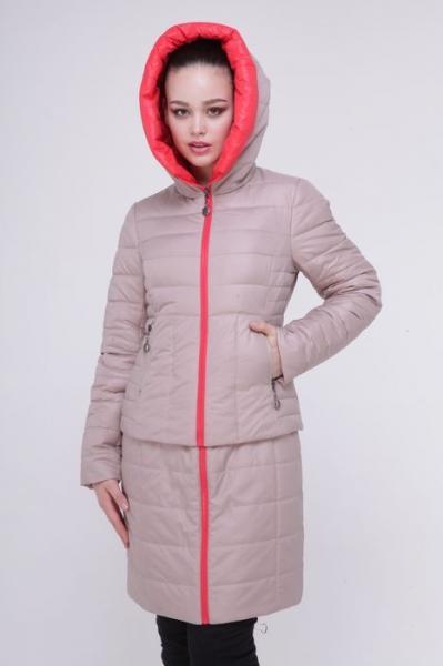 43018 BlackDaffodil - Женское пальто