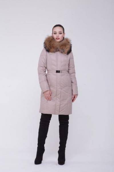 43025 BlackDaffodil - Женское пальто