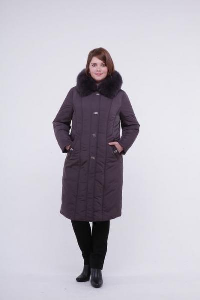 43035 BlackDaffodil - Женское пальто
