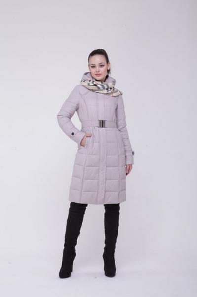 43039 BlackDaffodil - Женское пальто