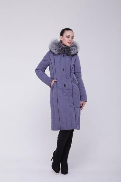 43045 BlackDaffodil - Женское пальто