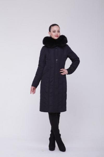 43045Р BlackDaffodil - Женское пальто