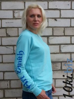 Женский Свитшот W-2506 Женские свитера, водолазки, гольфы, кофты купить на рынке Дубровка