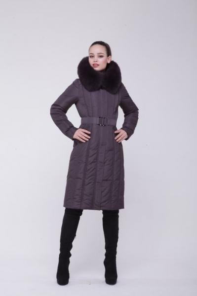 43049 BlackDaffodil - Женское пальто
