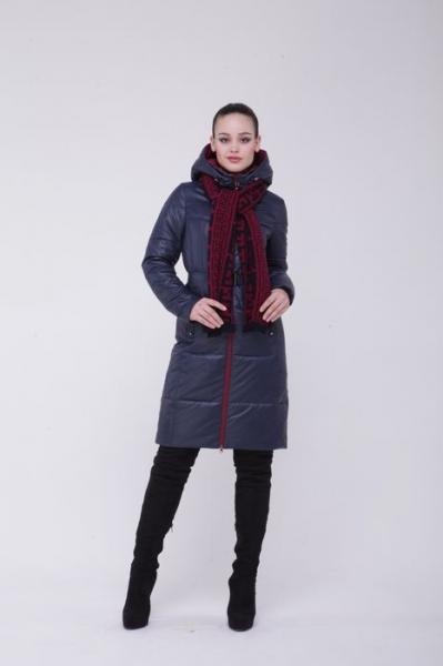 43054 BlackDaffodil - Женское пальто