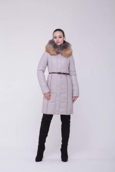 43061 BlackDaffodil - Женское пальто