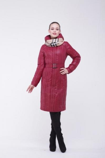 43062 BlackDaffodil - Женское пальто
