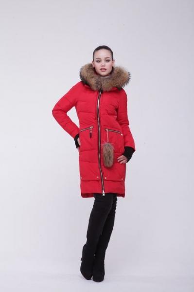 43074 BlackDaffodil - Женское пальто