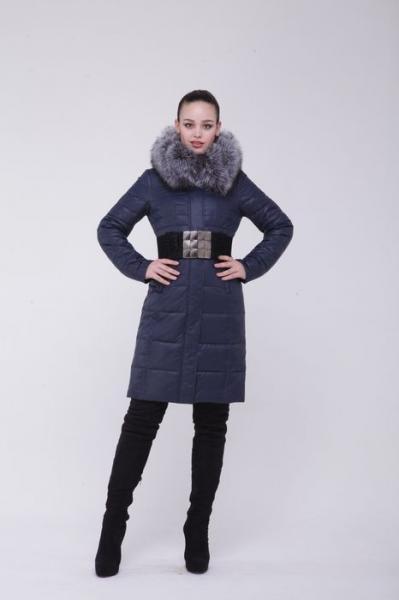 43082 BlackDaffodil - Женское пальто