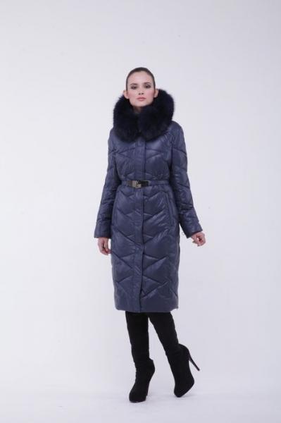 14006 OstRich - Женское пальто