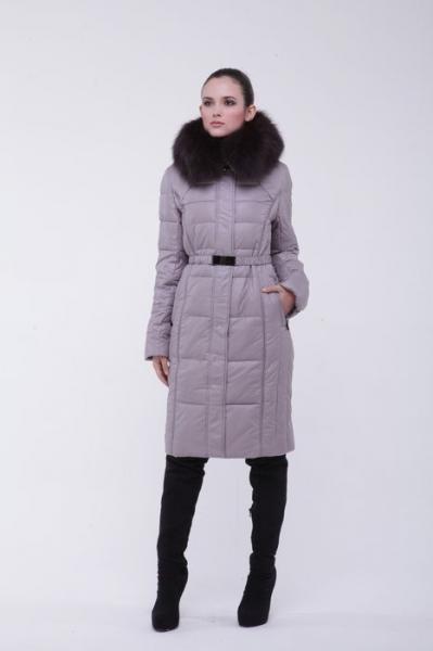 14012 OstRich - Женское пальто