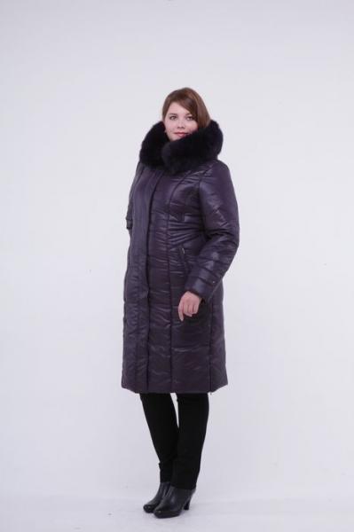 14028 OstRich - Женское пальто