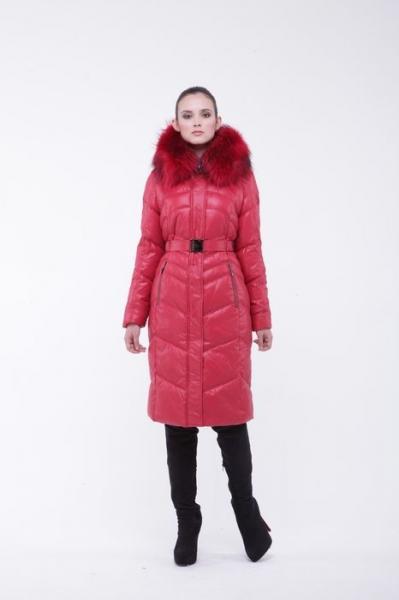 14030 OstRich - Женское пальто