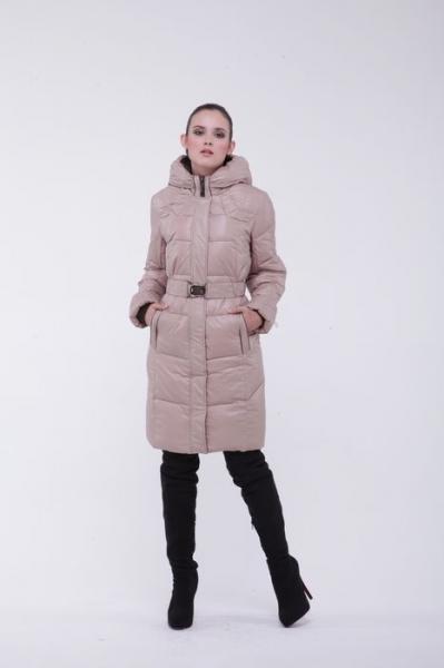 14038 OstRich - Женское пальто