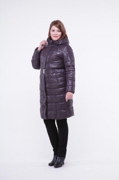 14045 OstRich - Женское пальто