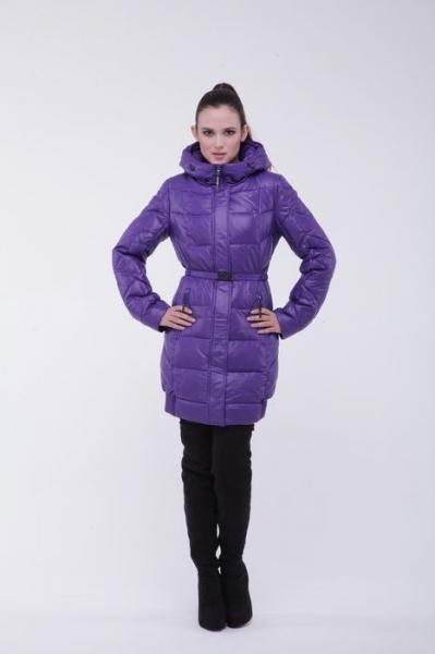 14046 OstRich - Женское пальто