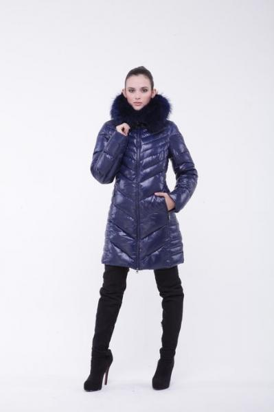 14049 OstRich - Женское пальто