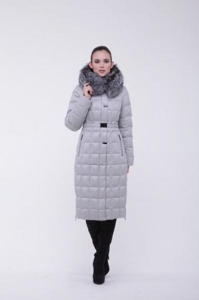 14051 OstRich - Женское пальто