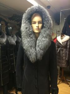 Фото Женский ассортимент DY-165 Ostrich - Женское пальто