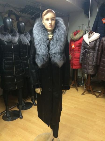 DY-166 Ostrich - Женское пальто