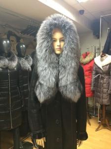Фото Женский ассортимент DY-166 Ostrich - Женское пальто
