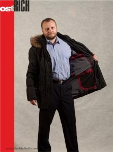 Фото Мужской ассортимент ОТ-1307 ostRICH - Мужская куртка