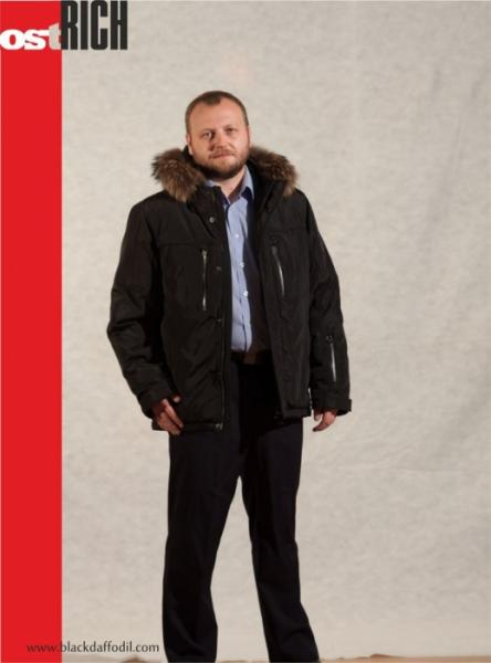 ОТ-3007 ostRICH - Мужская куртка