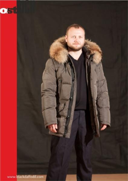 ОТ-3010 ostRICH - Мужская куртка