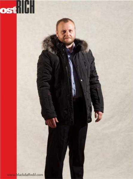 ОТ-3017 ostRICH - Мужская куртка