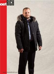 Фото Мужской ассортимент ОТ-3017 ostRICH - Мужская куртка