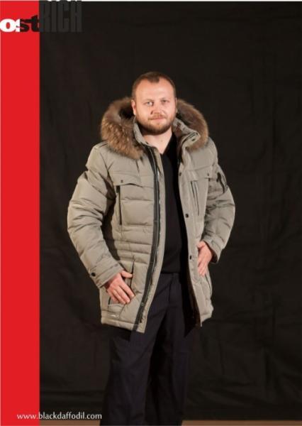 ОТ-3025 ostRICH - Мужская куртка
