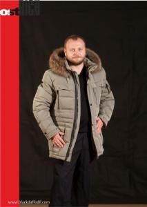 Фото Мужской ассортимент ОТ-3025 ostRICH - Мужская куртка