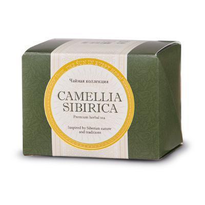 """""""Camellia Sibirica (Камелия сибирика) с золотым корнем"""", фільтр-пакети"""