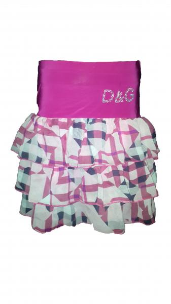 Детская юбка оптом Ламбада