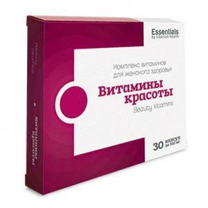 Фото Для жінок Essentials by Siberian Health. «Витамины красоты»