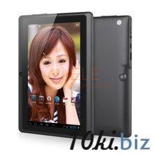 7 дюймов ATM7021 двухъядерный андроид планшет пк HDMI Q88 512RAM 4 ГБ ROM андроид 4.2 OTG WIFI двойная камера емкостный экран