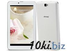 """AMPE A77 7,0 """"планшетный ПК 3G Фаблет IPS 1024x600 Android 4.2.2 MTK8382 Quad-Core 1,5 ГГц 512 Мб оперативной памяти 8 Гб ROM 2-мегапиксельная (белый) купить в Иркутске - Комплектующие для компьютерной техники  с ценами и фото"""