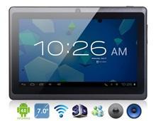 """YEAHPAD PILLBOX7 7.0 """"Android 4.0.4 A13 1.52GHz планшетный ПК с Wi-Fi, 1080P воспроизведения HD, емкостный сенсорный (4 Гб) (черный)"""