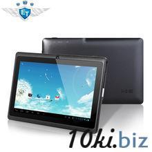 Клиренс 7 дюймов Q88 андроид планшет пк allwinner a13 1.2 ГГц 4 ГБ ROM емкостный экран двойная камера 2160 P купить в Братске - Комплектующие для компьютерной техники  с ценами и фото