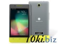 Cubot C9 + 4 & Quot; Емкостный IPS сенсорный 480х800 Android 4.2 Dual Core MTK6572 1.2GHz смартфон с Bluetooth, двойная камера (256 Мб оперативной памяти и усилителя; 512 ROM) (желтый) купить в Иркутске - Комплектующие для компьютерной техники  с ценами и фото