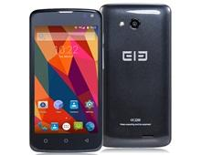 "Elephone G2 4.5"" 4G Smartphone IPS 854x480 Android 5.0 MTK6732 Quad-core 1.3GHz 1GB RAM 8GB ROM 8MP (Black)"