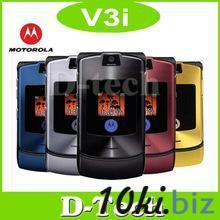 Motorola V3i мобильный телефон купить в Иркутске - Комплектующие для компьютерной техники  с ценами и фото