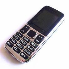тонкий мобильный телефон класса люкс мини L1 две сим-карты