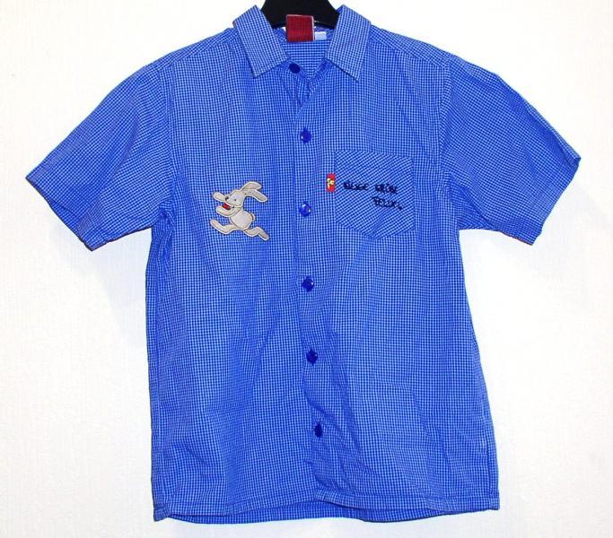 Рубашка детская мальчиковая *827