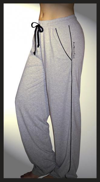 Брюки пижамно-домашние : арт.1156