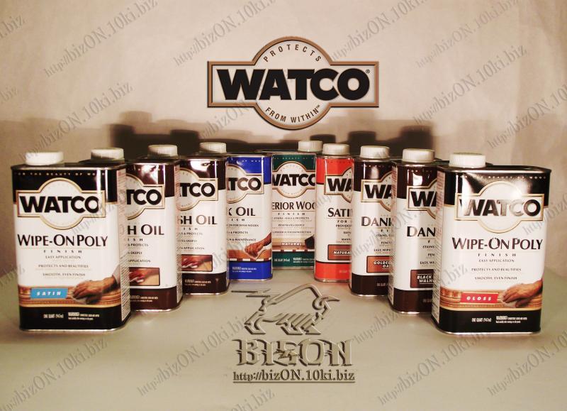 Фото Защитные покрытия для деревянных поверхностей  «WATCO» Воск финишный для дерева   «WATCO»     Satin Wax Natural,    947ml,         (Арт. Т105)