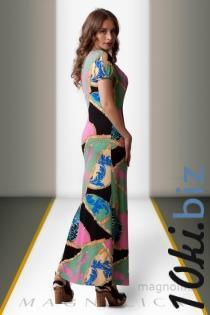MAGNOLICA, ТРИКОТАЖНОЕ ПЛАТЬЕ 2794  Артикул: L-13686CB Платья в пол, макси платья в Москве